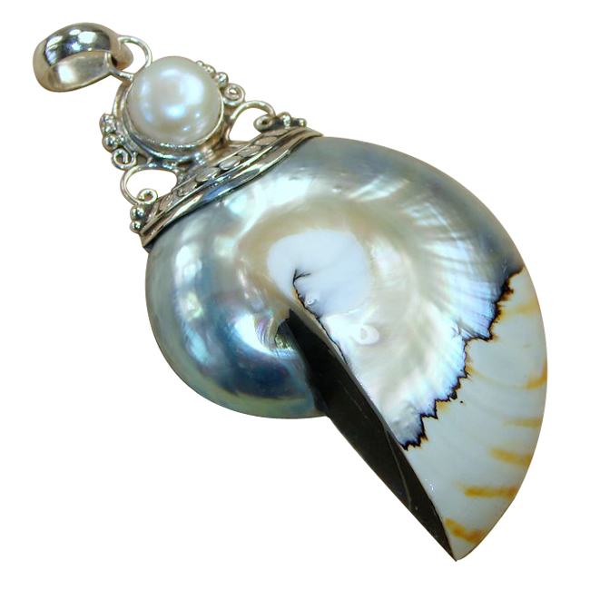<b>Product details</b>,,Material : Sterling Silver,Main stone : Shell,Other stones : Pearl,Main color : multicolor